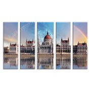 Картина Будапешт, Венгрия фото