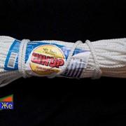 Веревка плетенная капроновая с наполнителем капроновые нити разных диаметров фото