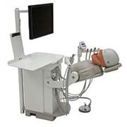 Стоматологическая установка стационарный симулятор, со светильником | A-dec Int. (США) фото