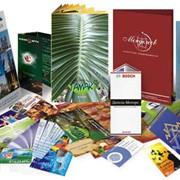 Продукция полиграфическая: Баннеры, визитки, календари, плакаты, флаеры, листовки фото