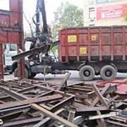 Прием металлолома круглосуточно в Москве фото