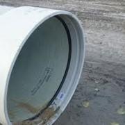 Производство стеклопластиковых труб GRP фото