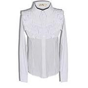 Блузка школьная № 2051-31064 18 фото