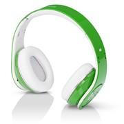 Studio Beats by Dr. Dre наушники полноразмерные проводные, Hi-Fi, на ушах, Бело-Зеленый фото