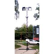 Мачта телескопическая для видеокамер МТВ фото