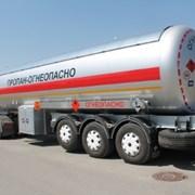 Газовая цистерна Dogan Yildiz 55 м3 фото