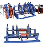 Гидравлический аппарат для сварки труб HDC63-160-4 фото