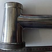 Корпус шнека для мясорубки ZELMER (пустой) (б/у) фото