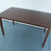 Стол деревянный SUNFLOWER фото