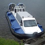 Грузовая платформа на воздушной подушке СНВП-900/2 фото