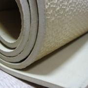 Резина микропористая НПШ 1200*770*7,5 мм бежевая фото