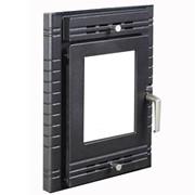Дверца для печи 333x453 фото