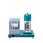 КИШ–20 Аппарат автоматический для определения температуры размягчения нефтебитумов фото