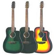 Гитары серии DCG - (дредноут катевей) фото