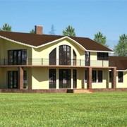 Архитектурно-строительное проектирование жилых домов фото