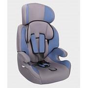 """Кресло детское """"ZLATEK FREGAT"""" груп. 1-2-3 , от 1-12, 9-36 кг.(синий) фото"""