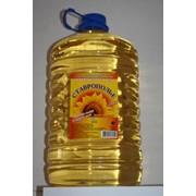 Масло подсолнечное рафинированное дезодорированное вымороженное Ставрополье фото