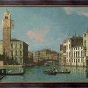 Картина Венеция - вход в Каннареджио, Неизвестен фото
