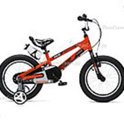 "Велосипед Royal Baby Freestyle Space №1 18"" (2020) Красный фото"