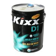 Масла для дизельных двигателей и техники Kixx DYNAMIC CG-4 10W-40 фото