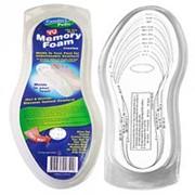 Стельки для обуви с памятью (Memory Foam InSoles) фото