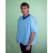 Рубашки одноразовые фото