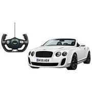 RASTAR Машина р/у 1:12 Bentley Continetal GT 49900 фото