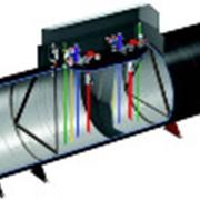 Удаление остатков топлива из технологических трубопроводов фото