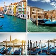 Модульная картина Венеция, Неизвестен фото