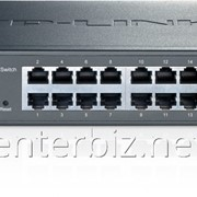 Коммутатор TP-LINK TL-SG1024DE DDP (24х10/100/1000 Мбит, металл, easysmart), код 70642 фото