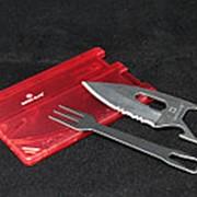 Мультитул нож-кредитка Swiss Elite фото