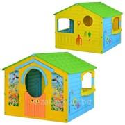Игровой домик 115cm Ферма детский для улицы фото