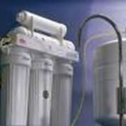 Монтаж и установка систем водоочистки и водоподготовки фото