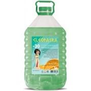 """Незамерзающая жидкость """"Cleopatra"""" -30 5L Green фото"""