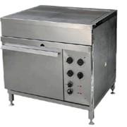 Плита электрическая с жарочным шкафом ПЭ-0,48 фото