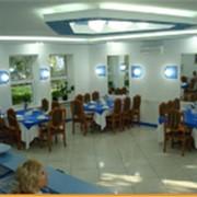 Услуги ресторанно-отельного комплекса. фото