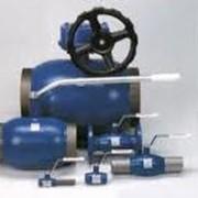 Краны шаровые газовые для использования на объектах с повышенной антикоррозионностью фото