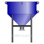 Бункер для гранул 1 м куб. фото