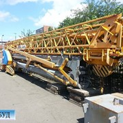 Аренда строительного крана Potain IGO 36 фото