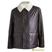 Куртка меховая Plonje 7155 Brown фото