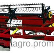 Жатка зерновая прицепная ЖВП на МТЗ-80. фото