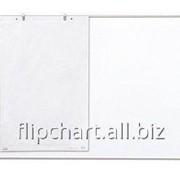 Доска маркерная магнитная TRYPTYK размер: 100х150/300 см GTO 2x3 (Польша) TRS1510 фото