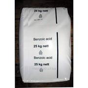 Бензойная кислота, пищевая добавка Е 210 фото