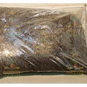 Конский навоз, с примесью опилок и сена, 60л, мешок фото