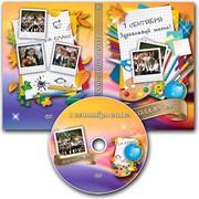 Нанесение изображения на DVD диск фото