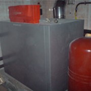 Монтаж обособленных систем отопления фото