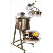 Автомат для измельчения и плавления сыра фото