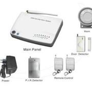 Охранная панель на базе GSM-модема Q2403, Охранная сигнализация GSM фото