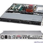 Supermicro Server Chassis 1U 350W ATX (CSE-813MTQ-350CB) фото