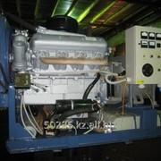 Стационарный дизельный электроагрегат на открытой раме АД50С-Т400-2Р фото